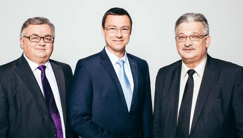 Ludwig Martin, Ralf Rother, Heinrich Kohl