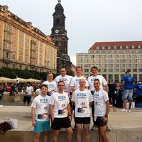 REWE TeamChallenge in Dresden