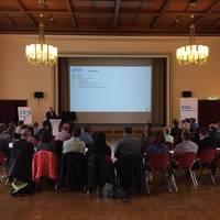 KISA Regionalforum Aue - Begrüßung durch Geschäftsführer Andreas Bitter