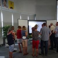 Präsentation Digitale Tafel in Chemnitz