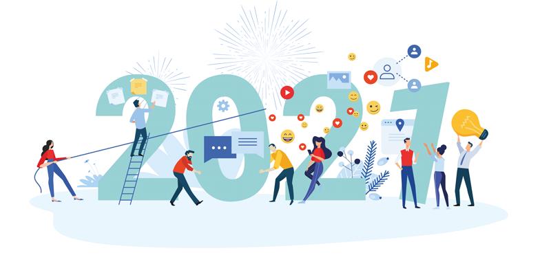 2021 - Ein gutes Jahr mit KISA